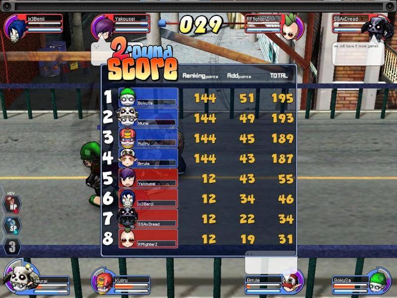 Assassination Vs South Side Apex Rumble23