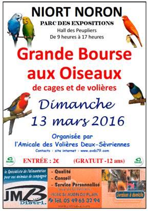 bourse aux oiseaux à Niort Image012