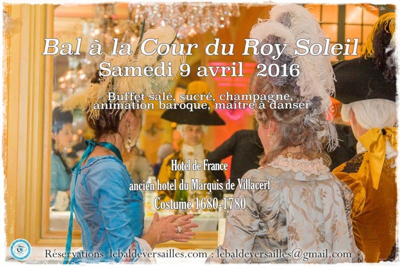 Site du Bal de Versailles et activités  - Page 2 Lebald10