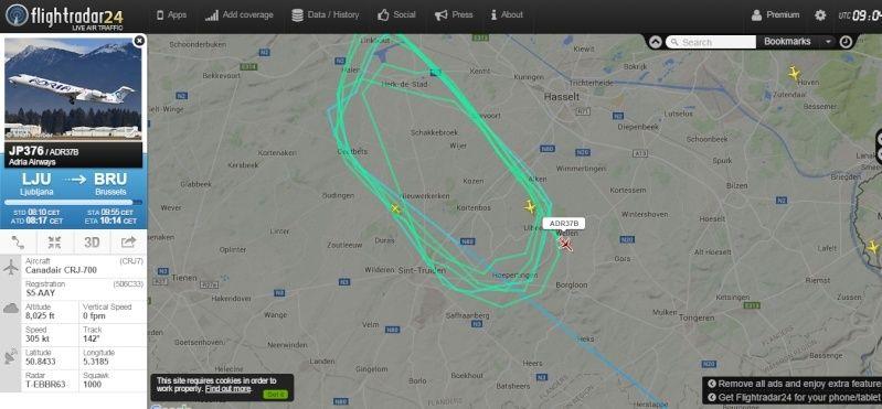 radarvirtuel.com/Flightradar24.com : tous les avions en vol en direct sur une carte - Page 3 Flight11