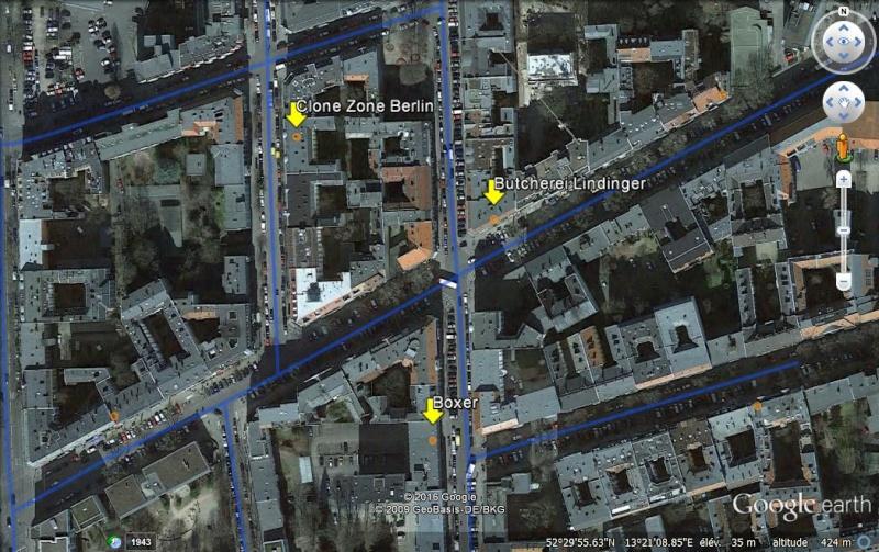 """Street View : les boutiques les plus """"hard"""" visitables en ligne ! Hard11"""