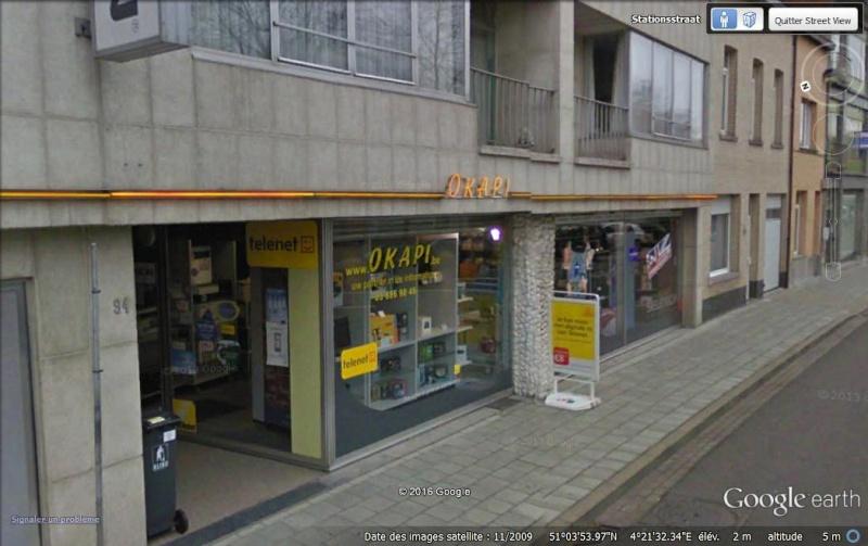 STREET VIEW : les façades de magasins (Monde) - Page 8 Okapi10