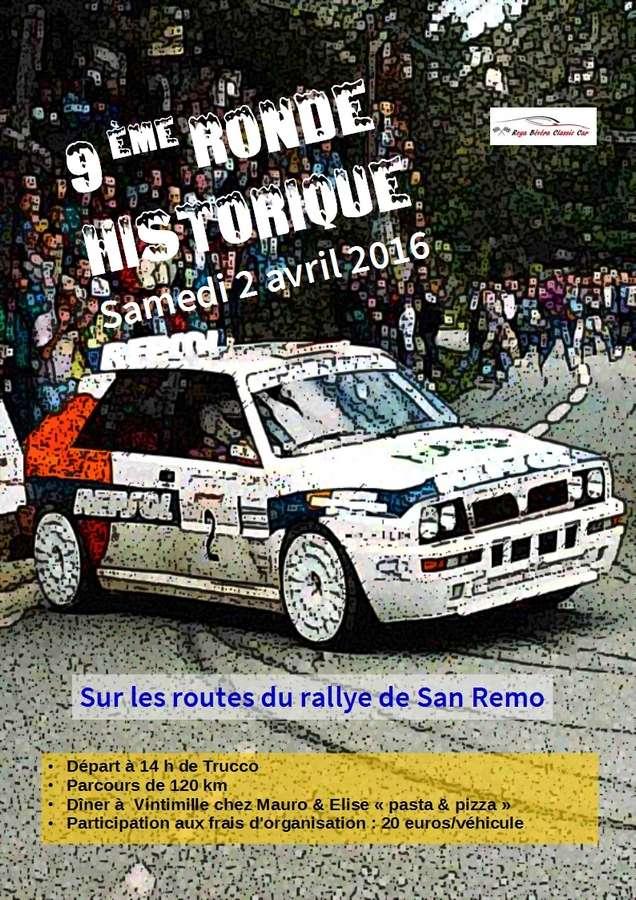 [06][02/04/2016] ronde historique du San Remo Affich10