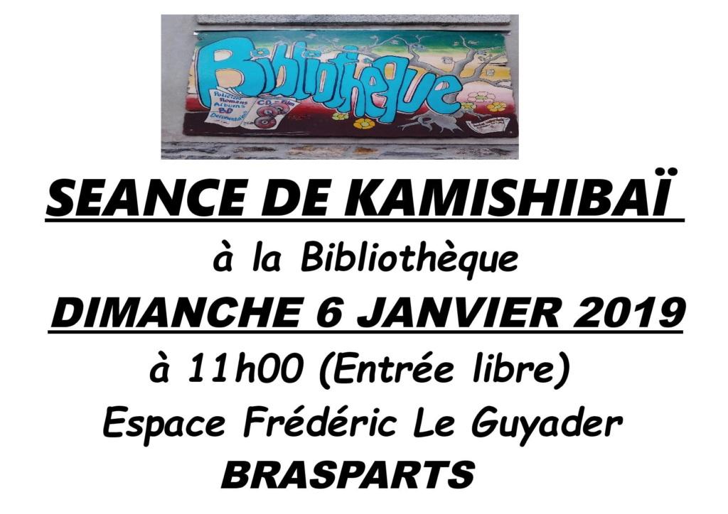 Séance de Kamishibaï (théâtre japonais) Affich10
