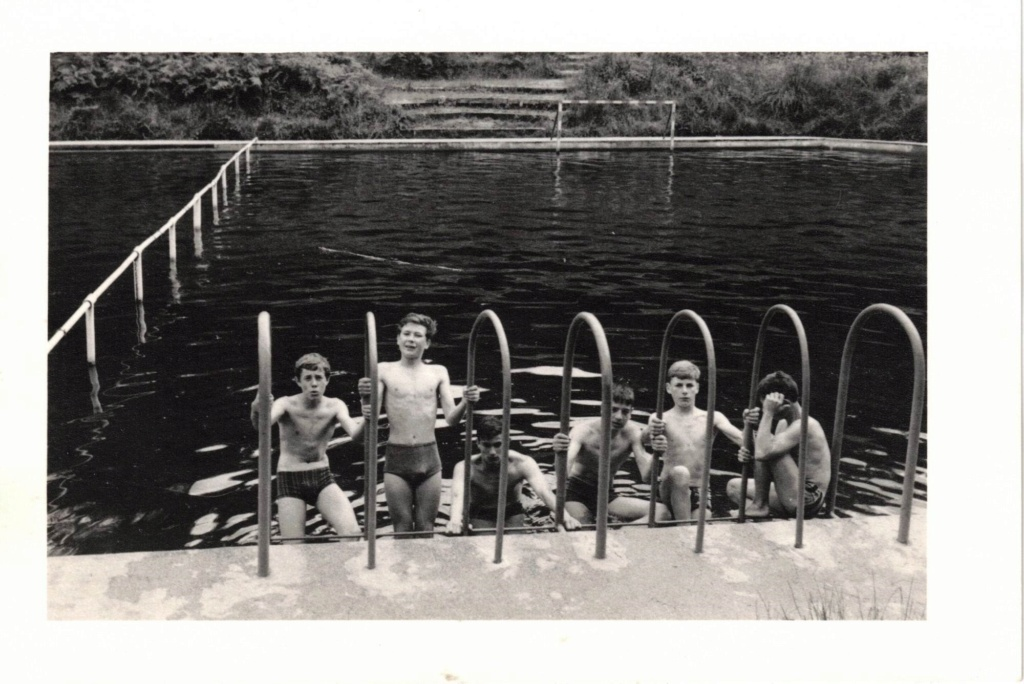Quelques photos de la jeunesse insouciante de Brasparts de 1960 à 1970 Braspa10