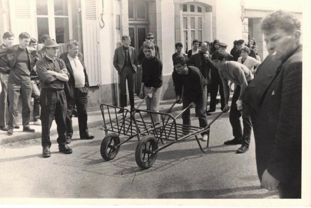 Quelques photos de la jeunesse insouciante de Brasparts de 1960 à 1970 Braspa11