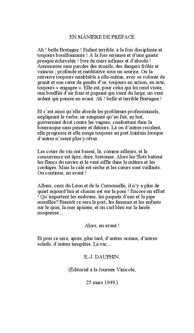 Un marchand de vin dans le Finistère de François Dantec Marcha16