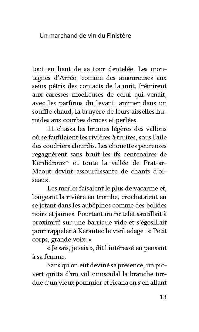 Un marchand de vin dans le Finistère de François Dantec Marcha17