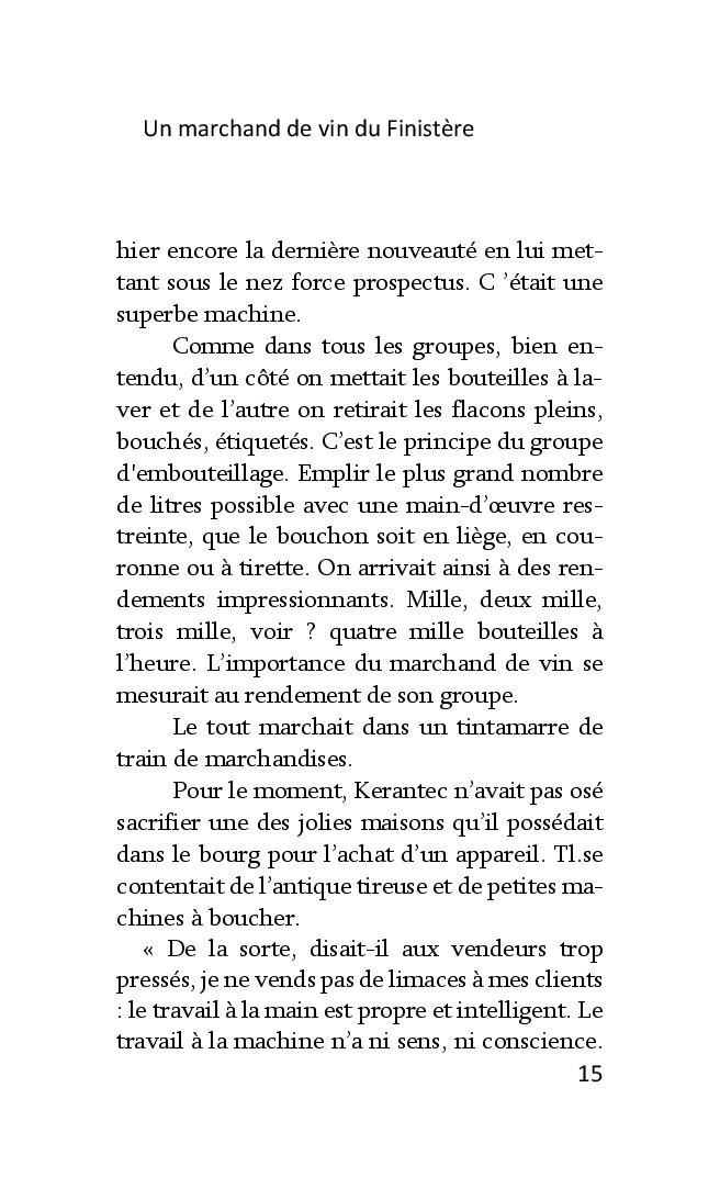 Un marchand de vin dans le Finistère de François Dantec Marcha19