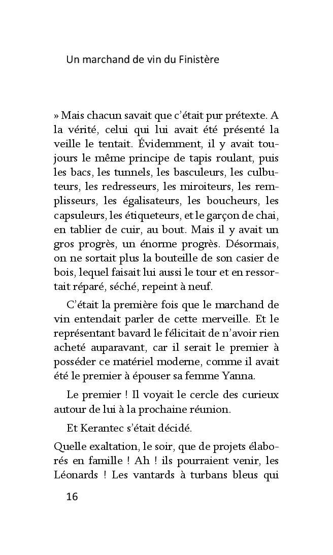 Un marchand de vin dans le Finistère de François Dantec Marcha20