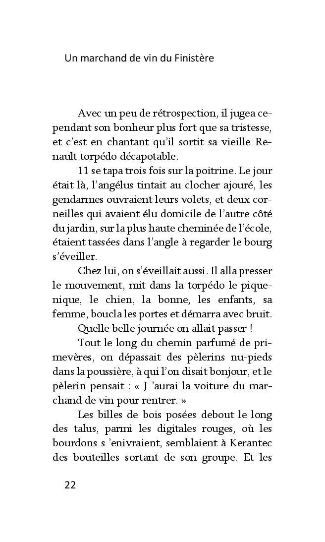 Un marchand de vin dans le Finistère de François Dantec Marcha25