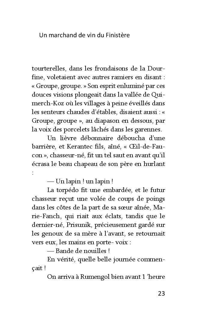 Un marchand de vin dans le Finistère de François Dantec Marcha26