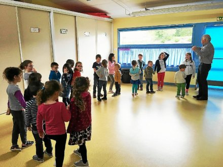 Apprentissage danses de Brasparts Michel10