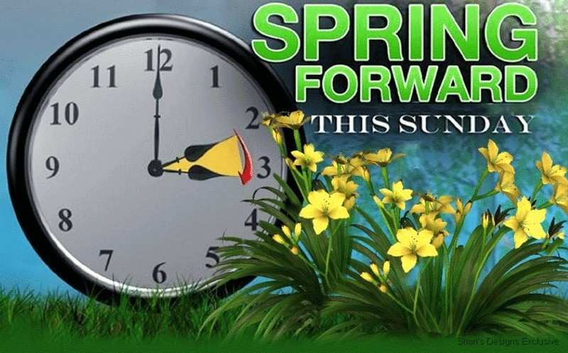 clocks ahead Spring11