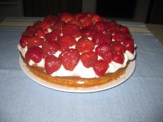 Shortcake aux fraises Shortc10