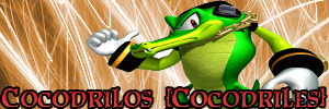 Cocodrilos (Cocodriles)