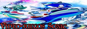Video-juegos Sonic