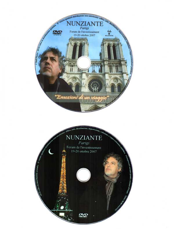 DVD del maestro 50010