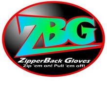 ZipperBack Gloves Zipper11