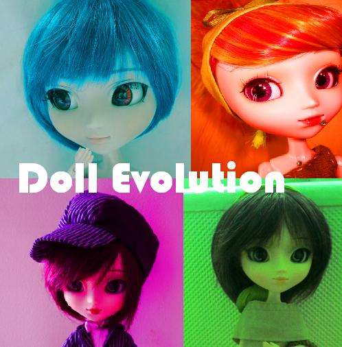 doll evolution