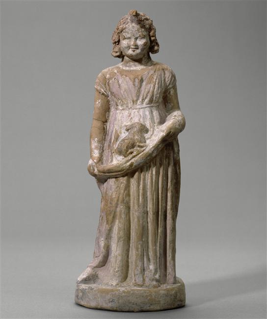 Tanagra (statuettes) 02-01311