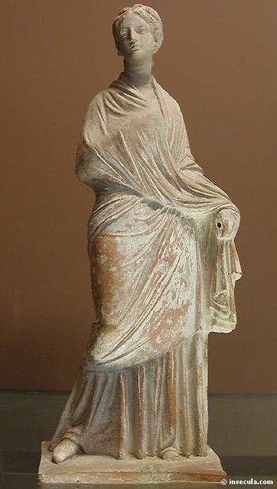 Tanagra (statuettes) 311