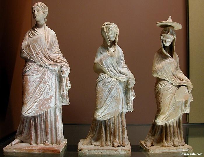 Tanagra (statuettes) 411