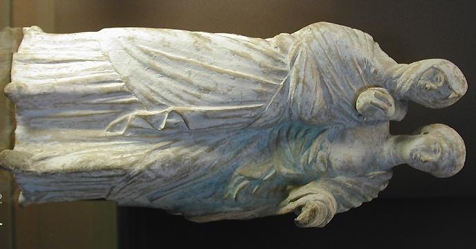 Tanagra (statuettes) 510