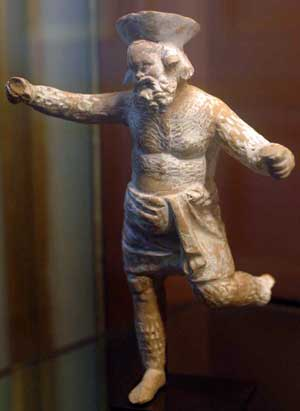 Tanagra (statuettes) Crotal11