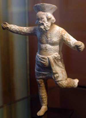 Tanagra (statuettes) Crotal11