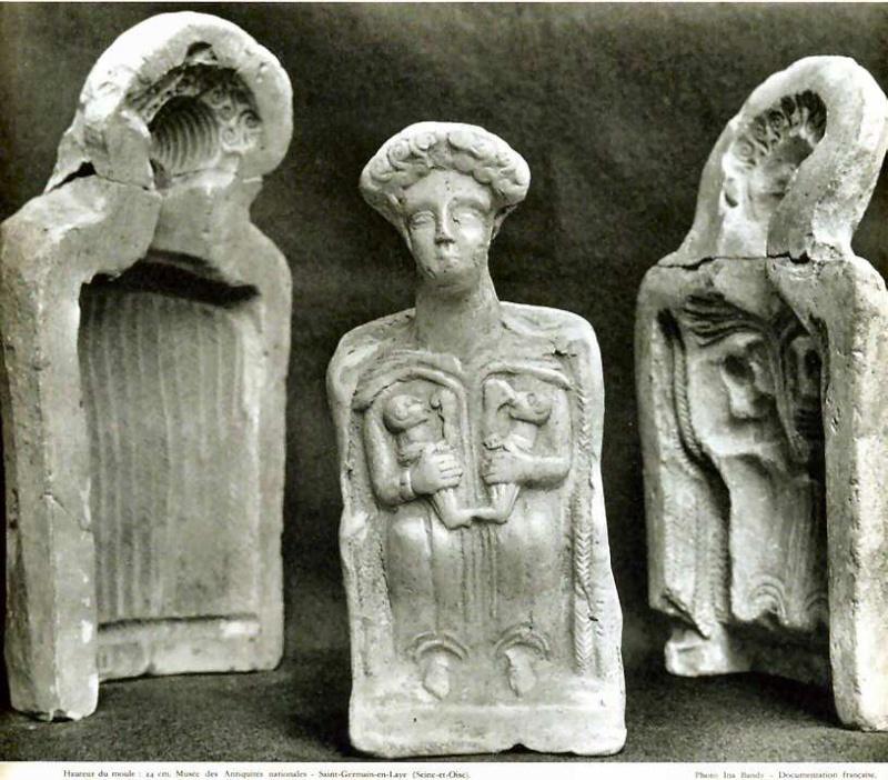 Tanagra (statuettes) Dm-nb10
