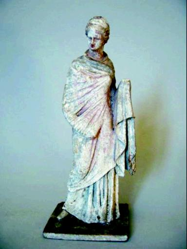 Tanagra (statuettes) Ech20310