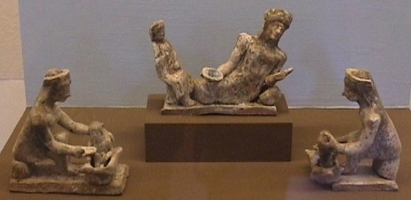 Tanagra (statuettes) Femenf10
