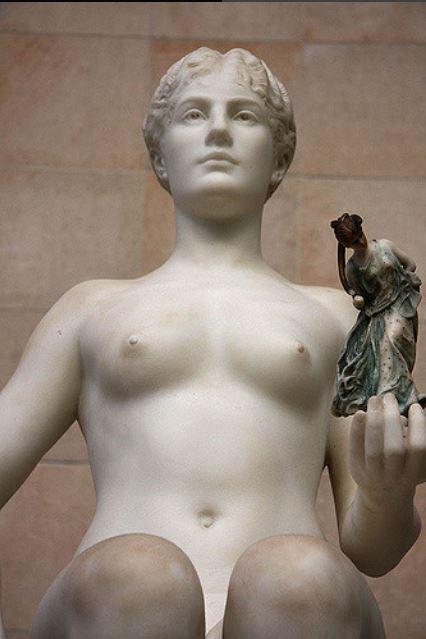 Tanagra (statuettes) Gerome11