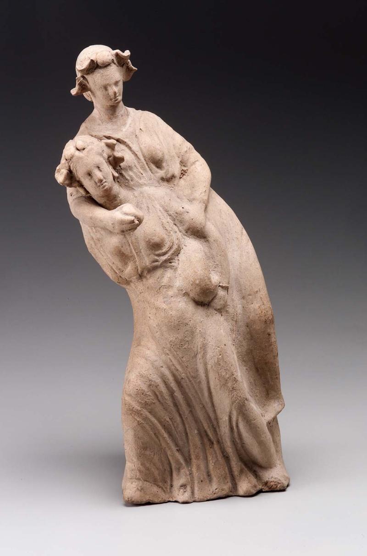 Tanagra (statuettes) Sc601410
