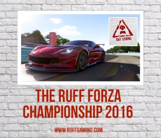 The Ruff Forza Championship 2016 - Sign Up & Details Fullsi13