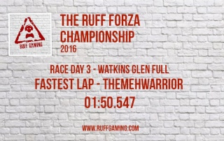The Ruff Forza Championship 2016 - Race Day 3 Rd3_210