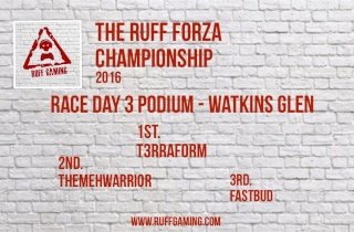 The Ruff Forza Championship 2016 - Race Day 3 Rd3_410