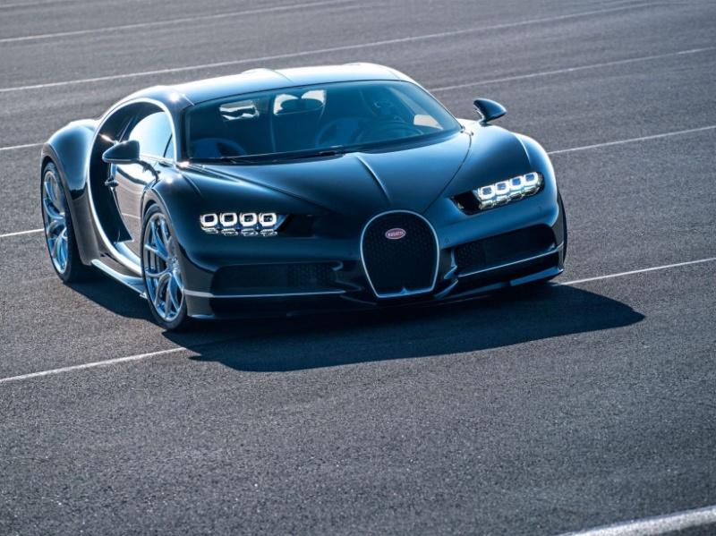 2016 - [Bugatti] Chiron  - Page 13 14905812