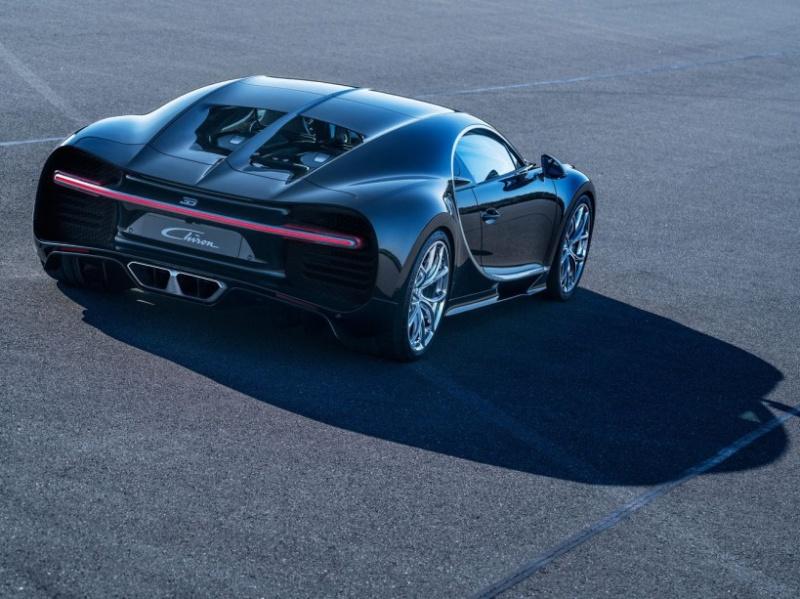 2016 - [Bugatti] Chiron  - Page 13 14905813