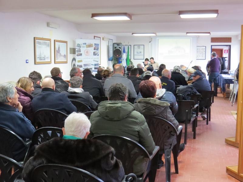 """13 marzo 2016 -  Convegno Nave Cariddi """"2006-2016"""" - 10 Anni in fondo al mare Img_9610"""