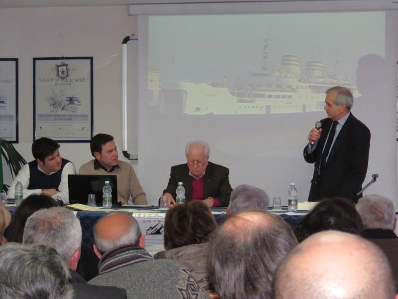"""13 marzo 2016 -  Convegno Nave Cariddi """"2006-2016"""" - 10 Anni in fondo al mare Img_9612"""