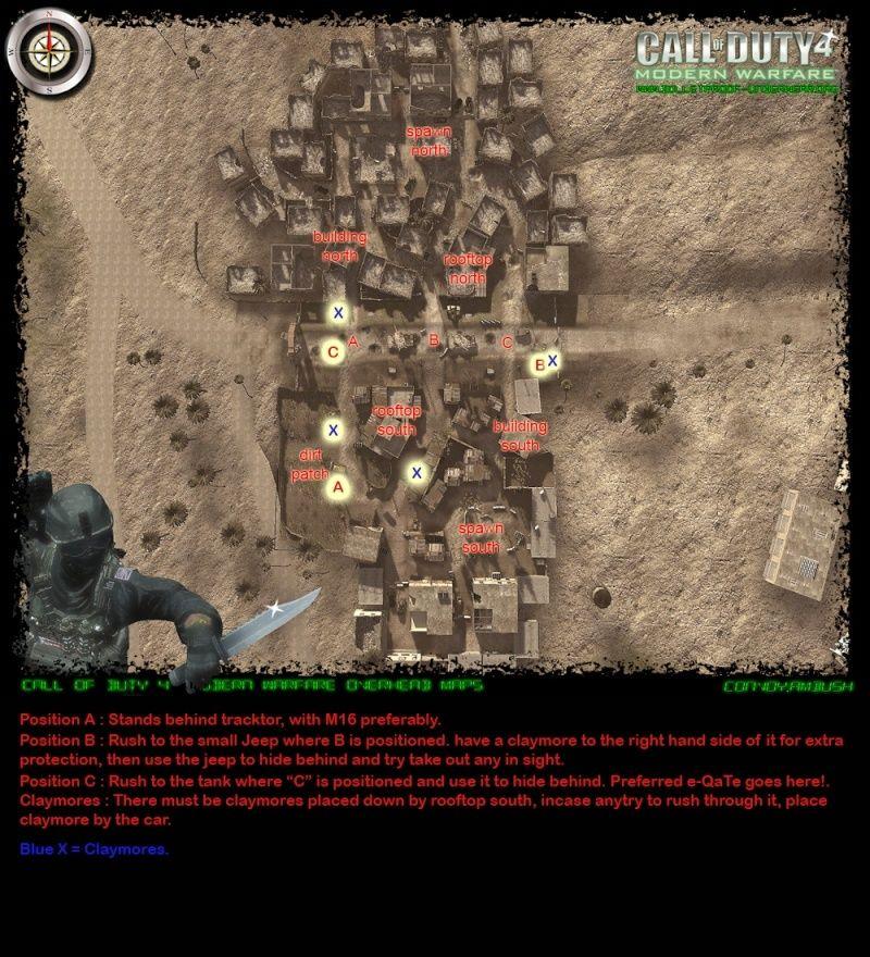 New Project. Ambush11