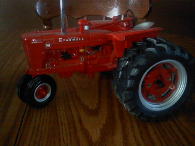 Some of my toy tractors 06300910