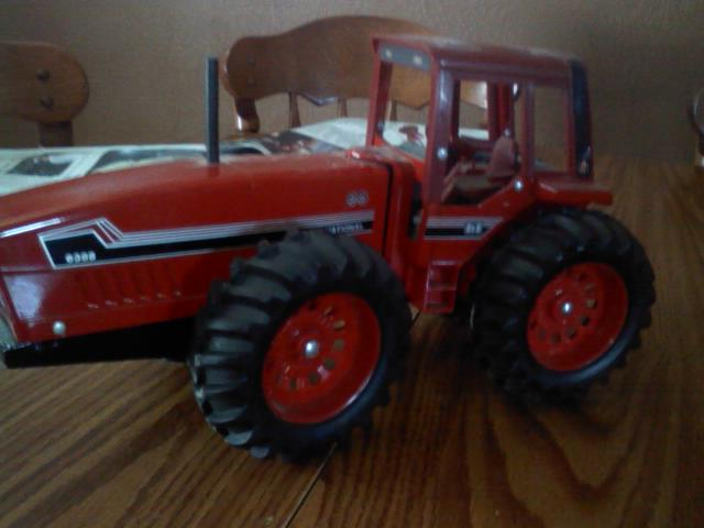 Some of my toy tractors 06300911