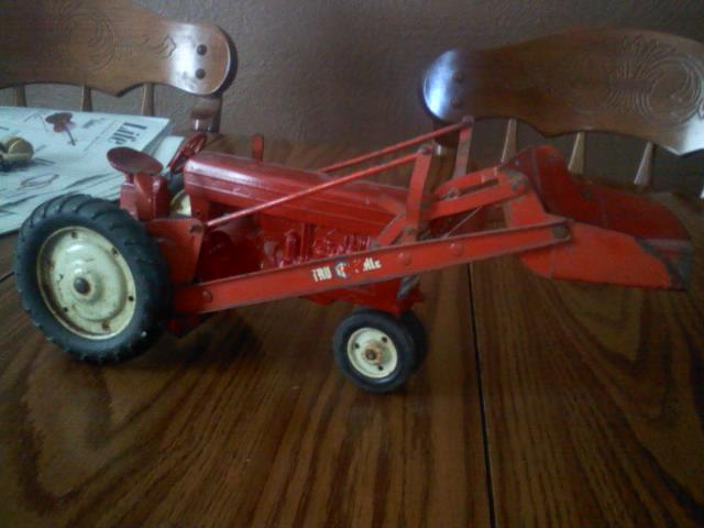 Some of my toy tractors 06300912