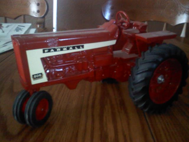 Some of my toy tractors 06300913
