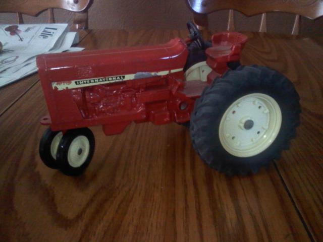 Some of my toy tractors 06300915