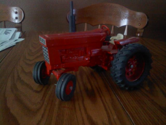 Some of my toy tractors 06300916