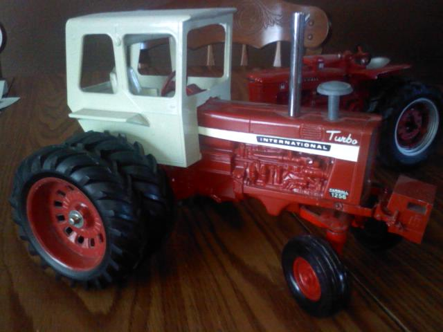 Some of my toy tractors 06300917